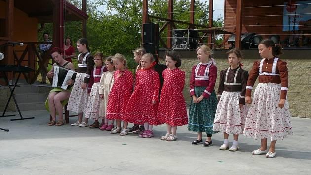 Den obce v Hřivínově Újezdu
