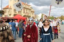 Tradiční Svatováclavské slavnosti a dožínkové hody v Napajedlích