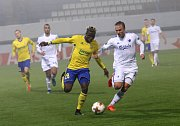 fotbal FC FASTAV Zlín - FC Kodaň. Ubong Ekpai
