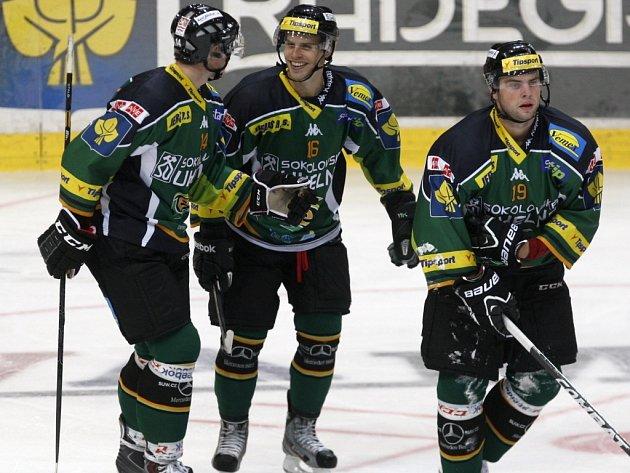 Roman Vlach (uprostřed). Ilustrační foto.