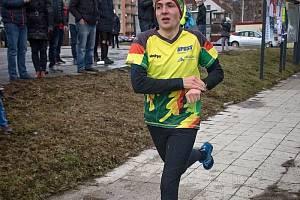 Štědrovečerní běh v Luhačovicích 2018