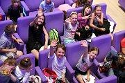 58. ZLÍN FILM FESTIVAL 2018 - Mezinárodní festival filmů pro děti a mládež. Slavnostní zahájení