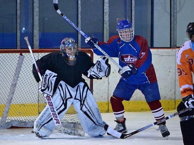 Hokejový ART Napajedla. Ilustrační foto