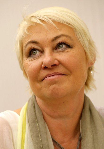 Ustavující zastupitelstvo města Zlína.Jana Bazalová