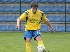 Jan Jelínek, fotbal Zlín.