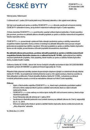 Nový útok podvodníků! Dopisem žádají 10tisíc korun