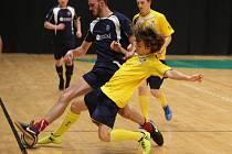 Futsalisté Zlína v akci
