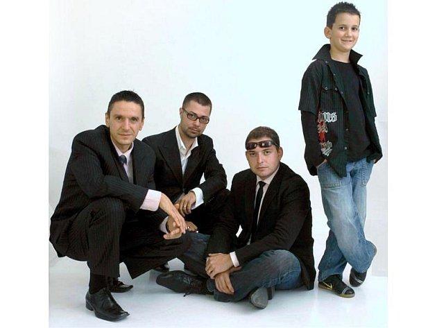Dva koncerty na letošním Talentinu budou také patřit třináctiletému bubeníkovi a jeho hudebním kolegům.