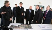 Premiér v demisi Andrej Babiš zavítal do Vsetína. Na programu byla i prohlídka vsetínského nádraží, které čeká rozsáhlá rekonstrukce.