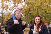 Dýňobraní v parku Komenského ve Zlíně