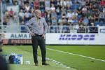 Bývalý trenér fotbalistů Zlína Michal Bílek při památném derby na Slovácku.