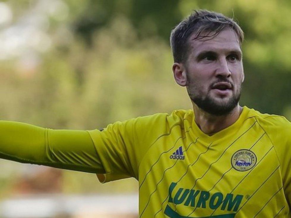 Zkušený útočník Tomáš Poznar