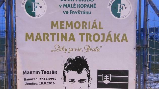 Zimní liga ve Fryštáku, Martin Troják