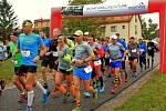 Kopanický půlmaraton. Ilustrační foto
