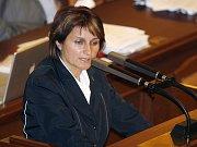 Michaela Šojdrová (KDU-ČSL).