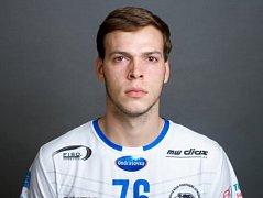 Sedmadvacetiletý útočník otrokovických florbalistů Tomáš Sovják patří v letošním superligovém ročníku mezi nejproduktivnější hráče Panterů.