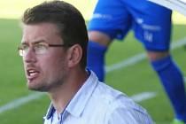 Petr Polášek, trenér divizní Spytihněvi