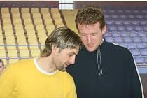 Jaroslav Švach a Marek Kalivoda.