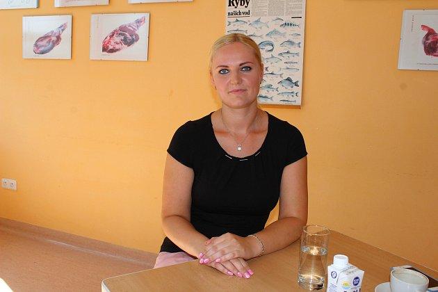 Dvaatřicetiletá Barbora Gregorová z Otrokovic