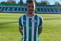 Dvaadvacetiletý zlínský fotbalista Martin Nečas nyní působí ve slovenské Skalici.
