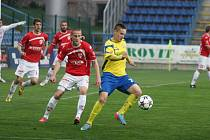 Zlín si doma poradil s Pardubicemi.