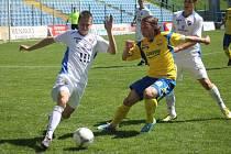 Fotbal Zlín B – Baník B