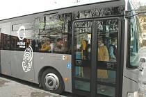 Nový autobus Crossway low entry bude ve Zlíně k vidění do 3. dubna.