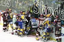 Bitky Zlína proti pražské Spartě předčily i NHL