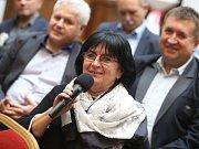 Akce snázvem Setkání shejtmanem, kterou pořádá Deník ve Zlínském kraji.