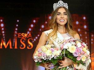 Finálový galavečer České Miss 2017 v brněnské DRFG aréně