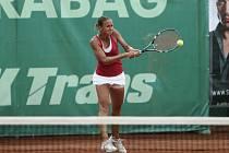 ITF Smart Card Open by Monet +, na snímku Curenková (Ukr.).