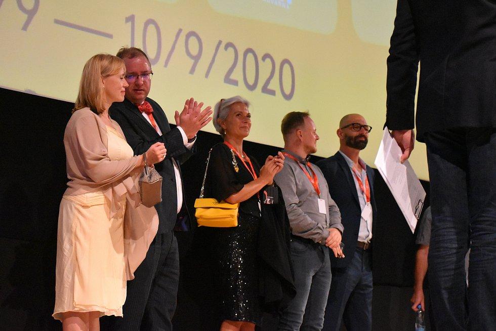 Premiéra filmu Smečka v Kongresovém centru ve Zlíně.