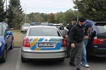 Zlínský okresní soud poslal do vazby v pátek 14. září 2012 jednapadesátiletého Aleše. S. ze Zlína, který měl pod zlínským sídlištěm Jižní Svahy pronajatou garáž v níž měl sklad pančovaného alkoholu.