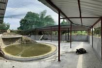 Díky sbírce 4Nature postupně vzniká v zoologické zahradě Zoologico el Pantanal Ekvádor skutečně moderní záchranné centrum pro zvířata místní fauny.