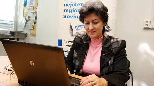 Alena Gajdůšková, 1. místopředsedkyně Senátu