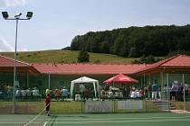 Nový sportovně kulturní areál v Březnici na Zlínsku se poprvé otevřel veřejnosti.