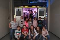 Exkurze na Zdravotnickou záchrannou službu Zlínského kraje