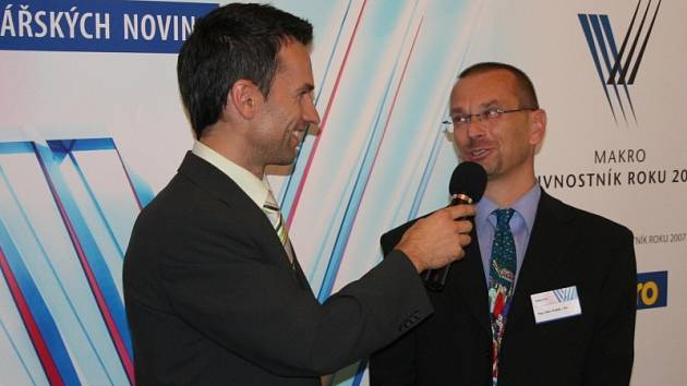 Libor Hubík, živnostník roku 2007