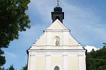 Malenisko, kostel Panny Marie Sněžné