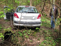 Senior zapadl cestou k lékaři v lese, manželka vyhlásila pátrání