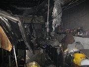 Výbuch kotle v restauraci v Napajedlích