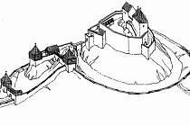 Zřícenina hradu Starý Světlov