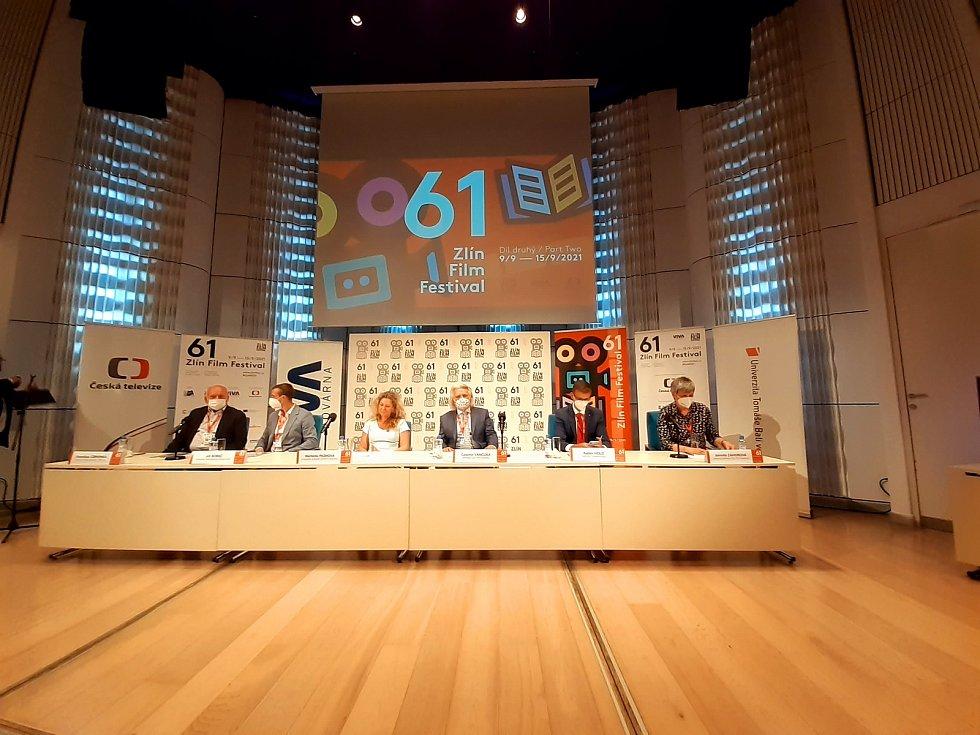 Ve Zlíně ve čtvrtek začal druhý, podzimní díl 61. ročníku Zlín Film Festu