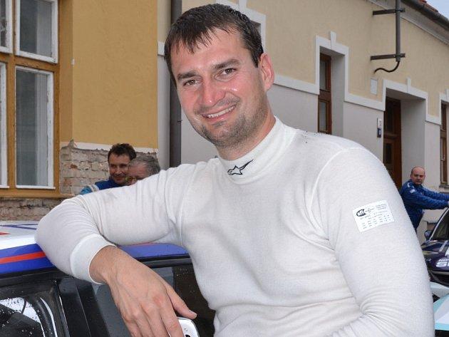 Jan Jelínek, rallye.