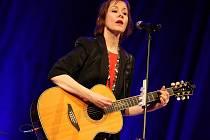 Koncert Suzanne Vega ve Zlíně.