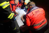 Tragická nehoda v Brumově-Bylnici.