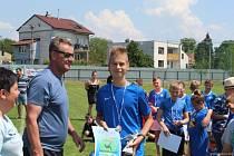 Fotbalový turnaj mladších žáků a přípravek 2020.