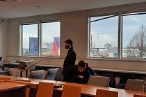 Třiadvacetiletý obviněný muž ze Zlínska