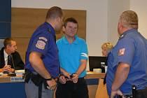 Zlínský krajský soud poslal v pondělí 13. srpna na 12,5 roku za mříže osmačtyřicetiletého C. M. z Březové na Uherskohradišťsku. Muž letos v únro zabil svého bratra. Kuchyňským nožem mu probodl srdce.