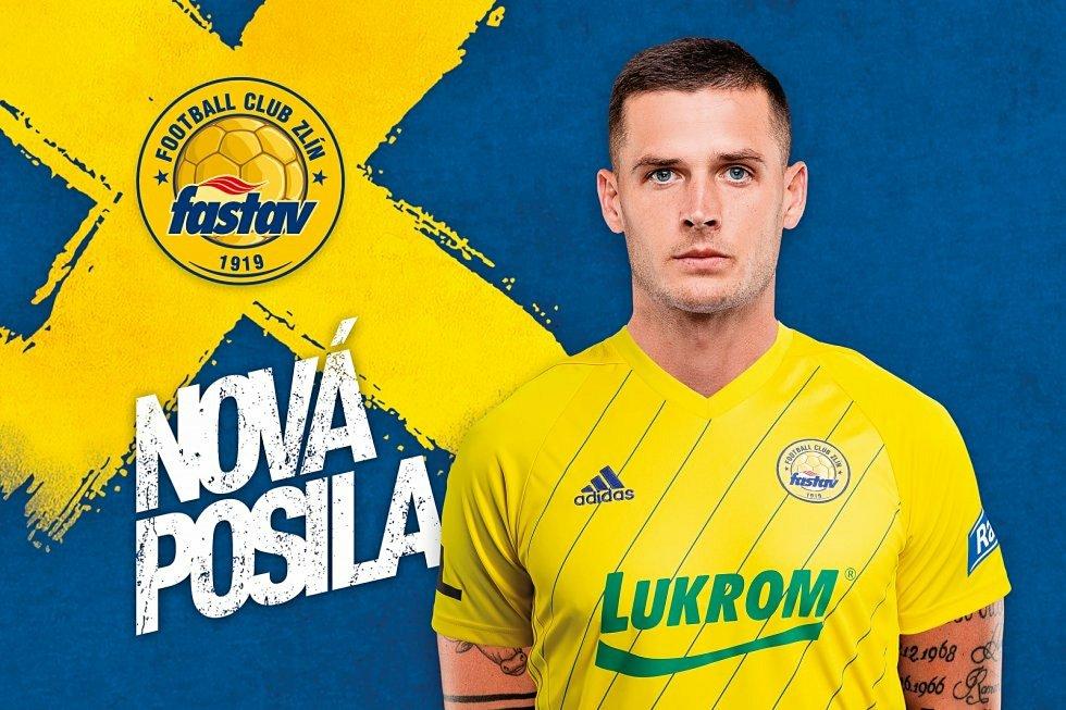 Zkušený fotbalista Roman Potočný v poslední přestupový den posílil Zlín.